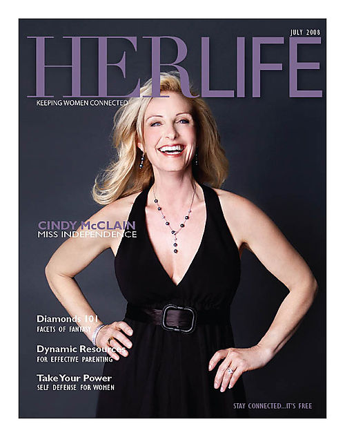 July her life cover