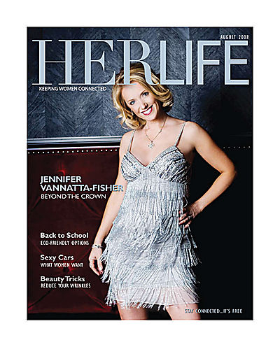 August her life cover