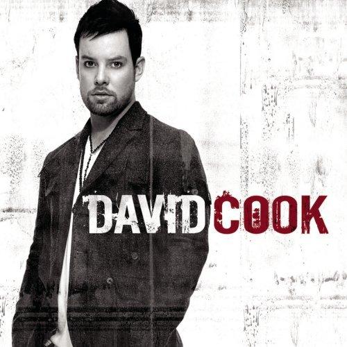 David cook cd cover