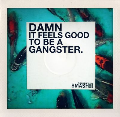 Gangstersticker