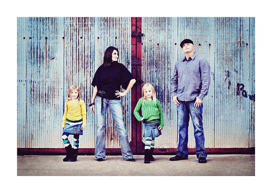 Morrow Family for Blog